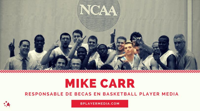 Conoce a... Mike Carr, responsable de Becas en BPM