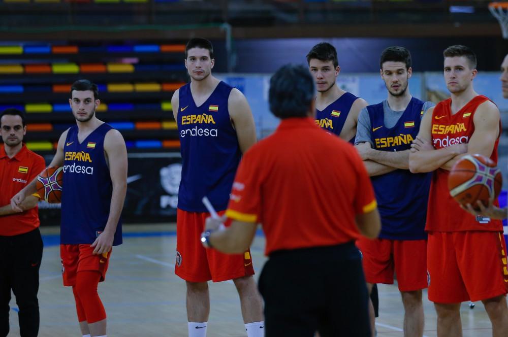 Jorge Lorenzo entrenador asistente en Selección Absoluta de España