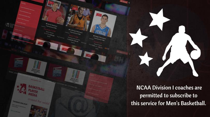 Aprobados para la suscripción de entrenadores NCAA Div I