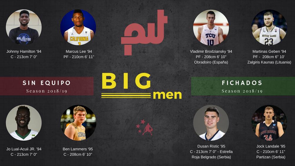 PIT'18 Big men - VIDEO
