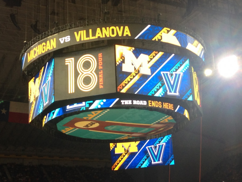 Final NCAA: Villanova desquicia a Michigan y se proclama campeón universitario (79-62) VIDEO