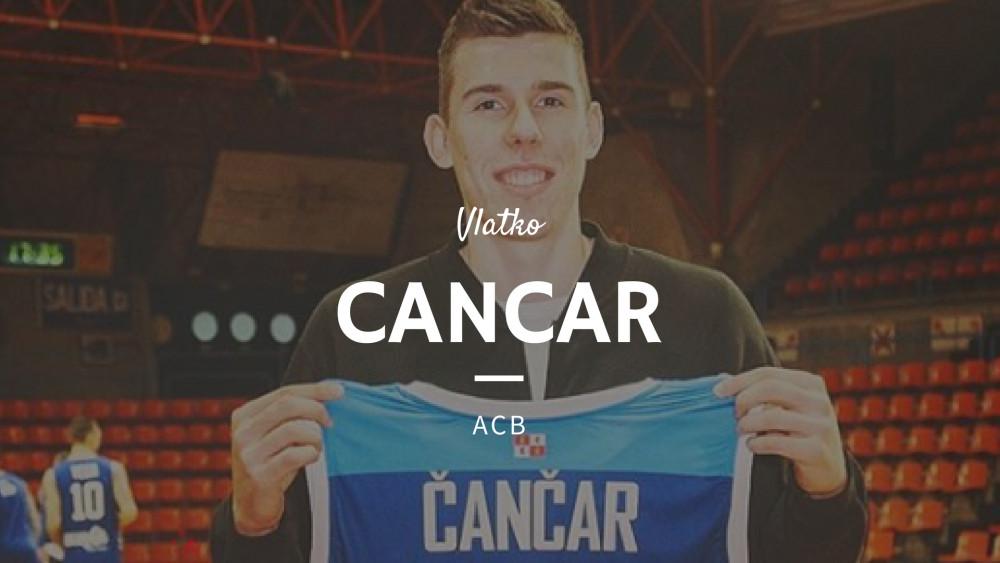 Vlatko Cancar a la liga ACB