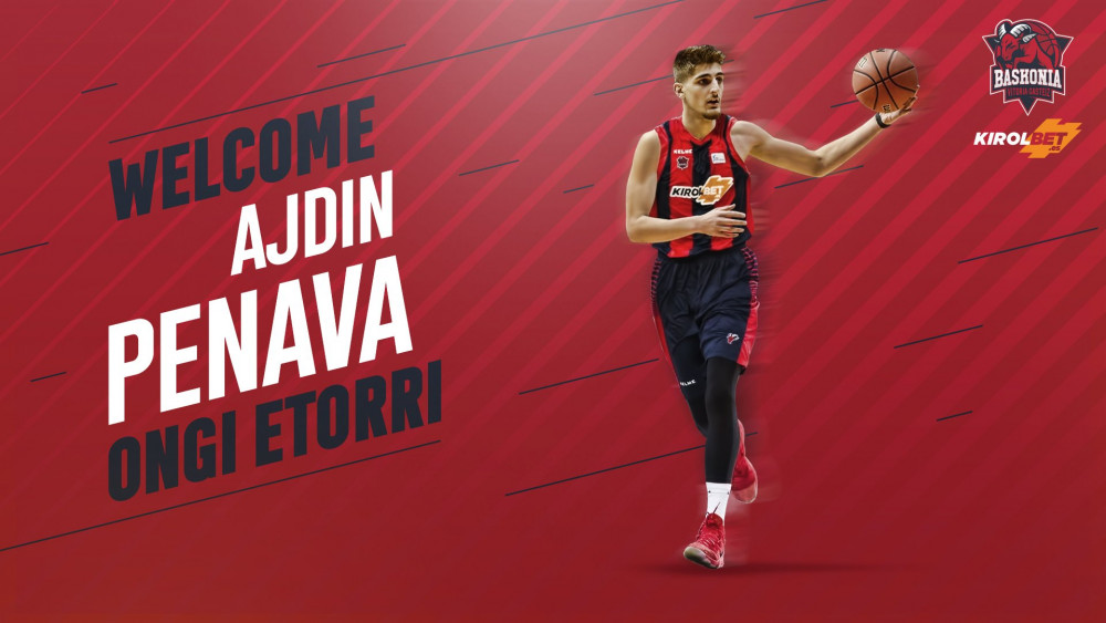 SCOUTING: Ajdin Penava, the bosnian PF who left Marshall to play pros in Spain for Saski Baskonia (English)