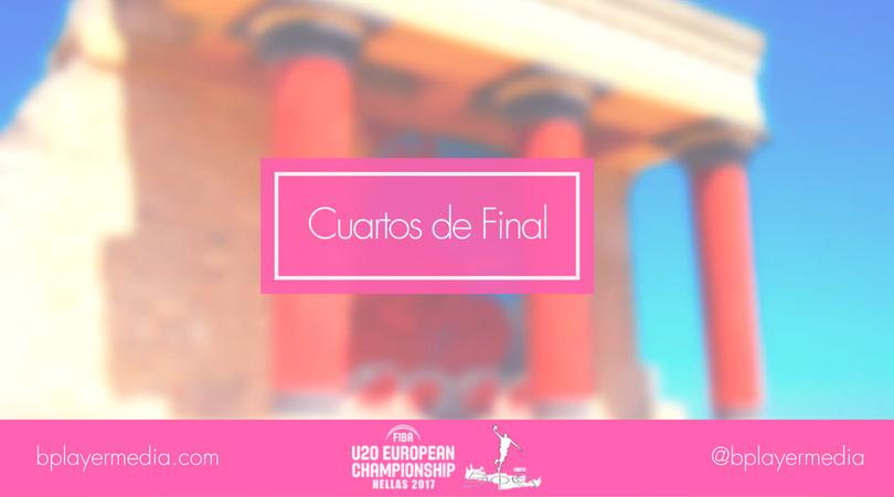 Cuartos de Final: #FUBAU20Europe