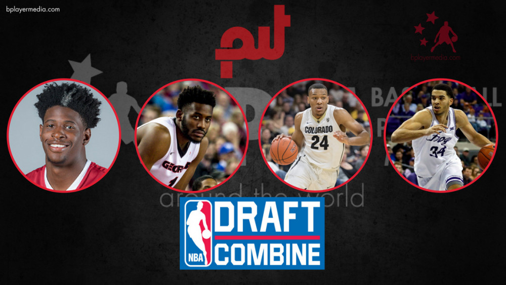 Jugadores del PIT en el 2018 NBA Draft Combine