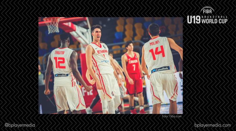#FIBAU19: El mundial se reanuda tras el día de descanso